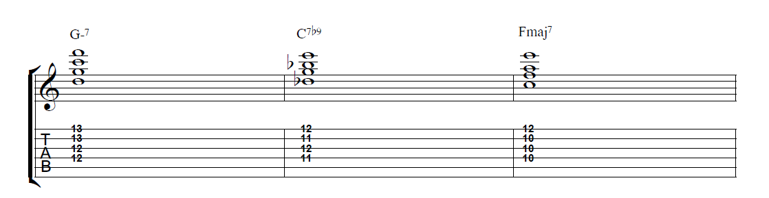 how to work out chord legth