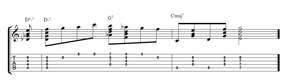 How To Play Chord Melody Guitar Jamieholroydguitar Jamie