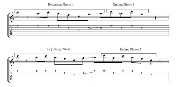 developing a jazz language