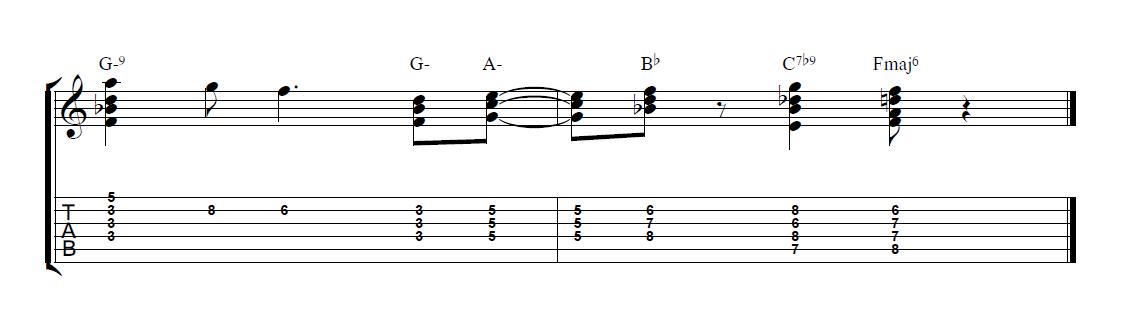How to Play Triads on Guitar - JamieHolroydGuitar.com - Jamie ...