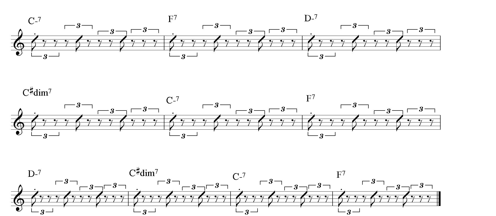 Guitar practice routine week 3 3 over 4 polyrhythm jamie 4 over 3 workout hexwebz Choice Image