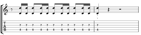 octave rhythms