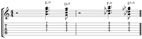 beginner jazz guitar songs - so what