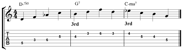 How to Improvise Over Minor ii-V-I Progressions - Step 2