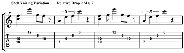 Minor 9th Chords Etude 2