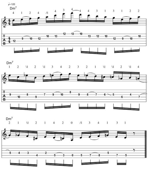 pat martino licks - Melodic Line 9 (1)-1