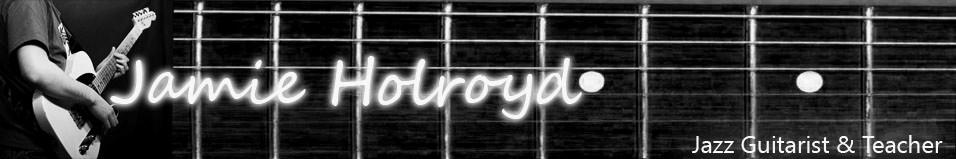 Jamie Holroyd Guitar